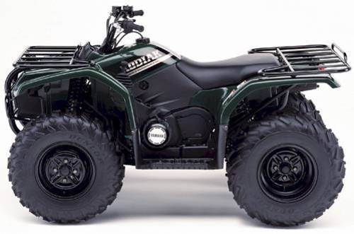 Yamaha Kodiak Service Manual