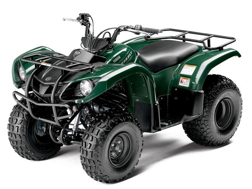2004 2013 yamaha grizzly 125 service manual and atv owners manual rh tradebit com 1997 Yamaha Grizzly 125 Manual Yamaha Grizzly 125 Repair Manual