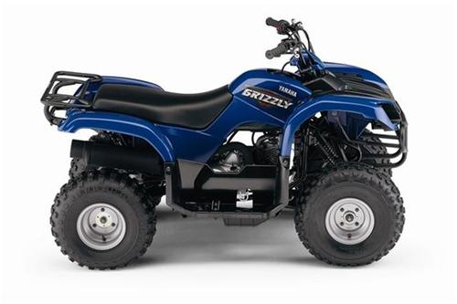 2005 2008 yamaha grizzly 80 service manual and atv owners for Yamaha grizzly 80