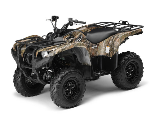 Yamaha  Grizzly Service Manual
