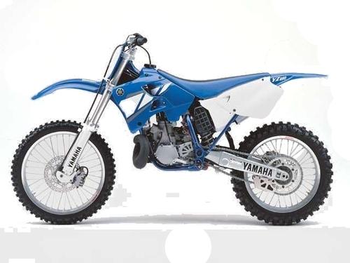 2001 Yamaha Yz250 Service Repair Manual Motorcycle Pdf