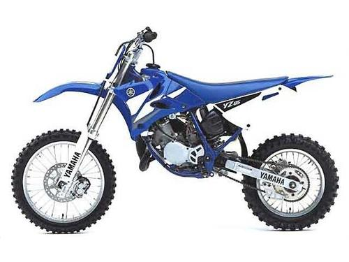 2003 yamaha yz85 service repair manual motorcycle pdf for Yamaha installment financing