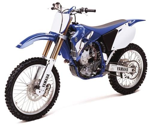 2004 Yamaha YZ450F 4-Stroke Motorcycle Repair Manual pdf