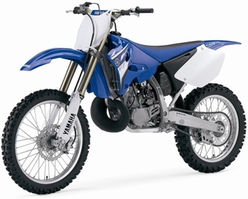 2008 Yamaha YZ250 2-Stroke Service Repair Manual Motorcycle PDF Download  Detailed and Specific