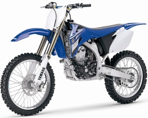 Yamaha YZ250F Manuals