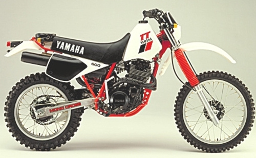 1983 1984 yamaha tt600 service manual repair manuals ultimate work rh tradebit com  yamaha tt600re service manual pdf