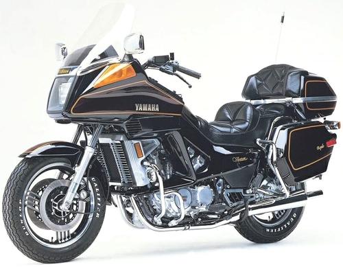 Yamaha Venture Royale Owners Manual