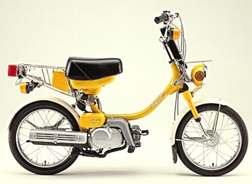 1983-1987 YAMAHA QT50 YAMAHOPPER Service Manual Repair ...