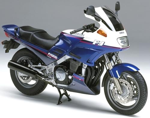 1984 1993 yamaha fj1200 service manual repair manuals and owner a rh tradebit com 1991 Yamaha FZR 1000 1989 Yamaha FJ 1200 Fairing