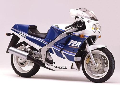Yamaha Fzr Manual Download
