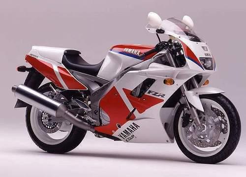 1989 1995 yamaha fzr 1000 genesis exup fzr1000 service manual repa rh tradebit com