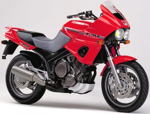 tdm 850 manual