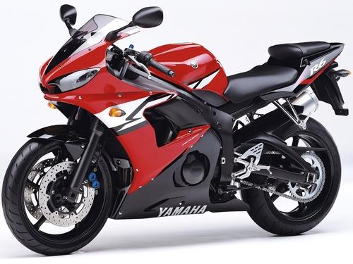 2005 Yamaha r6 Manual