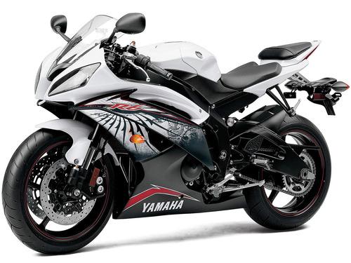 Yamaha Yzf R Owner S Manual