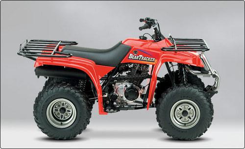 Yamaha Big Bear Cdi Box