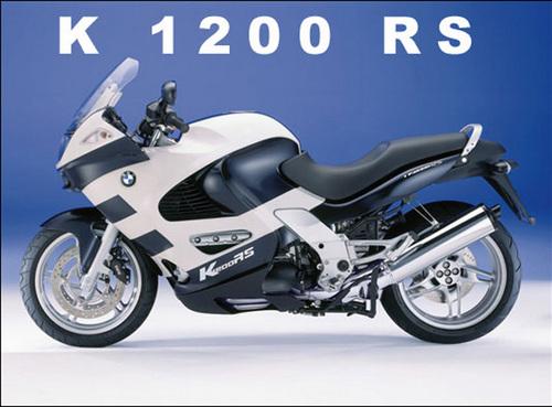 2002 bmw k1200rs manuals:
