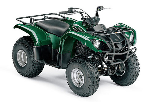yamaha grizzly 125 service manual pdf download and owners manual y rh tradebit com 2004 yamaha grizzly 125 owners manual 1997 Yamaha Grizzly 125 Manual