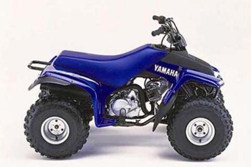 Yamaha Raptor  Parts Catalog
