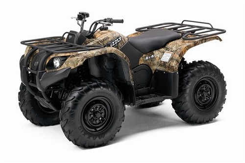 Yamaha Grizzly Automatic For Sale