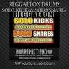 Thumbnail Reggaeton Drum Solo Kicks & Snares - WAV