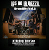 Thumbnail Los de la Nazza (Musicologo & Menes) - Drum Kit Vol. 2