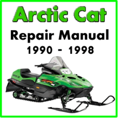 125844826_arcticcat90 98 1990 1998 arctic cat snowmobile service repair manual download ma 1997 Arctic Cat Ext 600 at bakdesigns.co