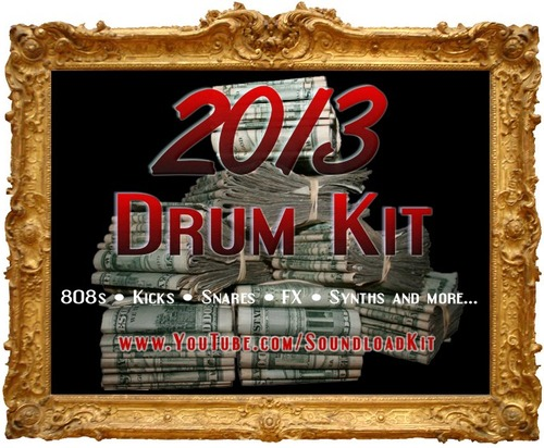 Pay for 2013 Drum Kit