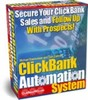 Thumbnail *New* Clickbank Automation System