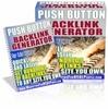 Thumbnail 2010 Push Button Backlink Generator