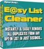 Thumbnail Easy List Cleaner  w/ M R R