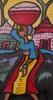 Thumbnail Paper painting on art decoration