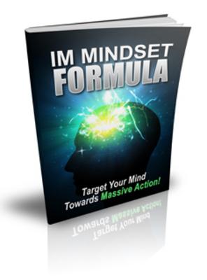 Pay for IM Mindset Formula