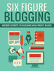 Thumbnail Six Figure Blogging