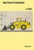 Thumbnail Instruktionsbok Volvo BM L120C