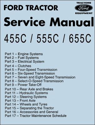 fiat 455 workshop manual pdf