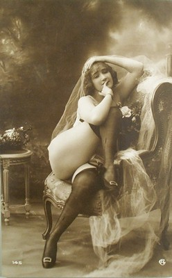 Pay for ANTIQUE EROTIC PHOTO ALBUM 6