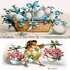 Thumbnail 30 Vintage Easter Illustrations