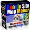 Thumbnail Google Sitemap Maker - New Easy Way To Do What Google Wants, with MRR