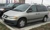 Thumbnail DODGE CARAVAN 1998 Repair Service Manual