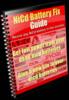 Thumbnail  AEG NiCd Battery Repair Instructions Fix NiCad Battery