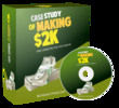 Thumbnail Case Study Of Making $2k Video Tutorial