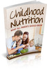 Thumbnail Childhood Nutrition