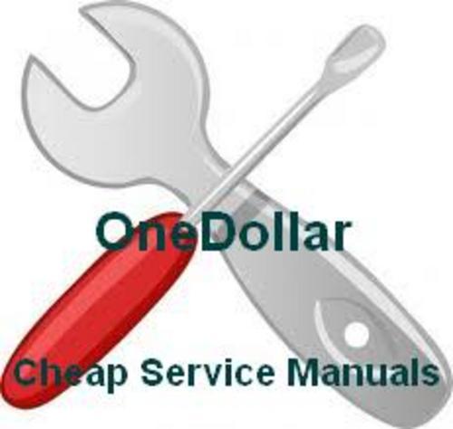 Pay for Konica Minolta Bizhub C652/C552/C452 Field Service Manual