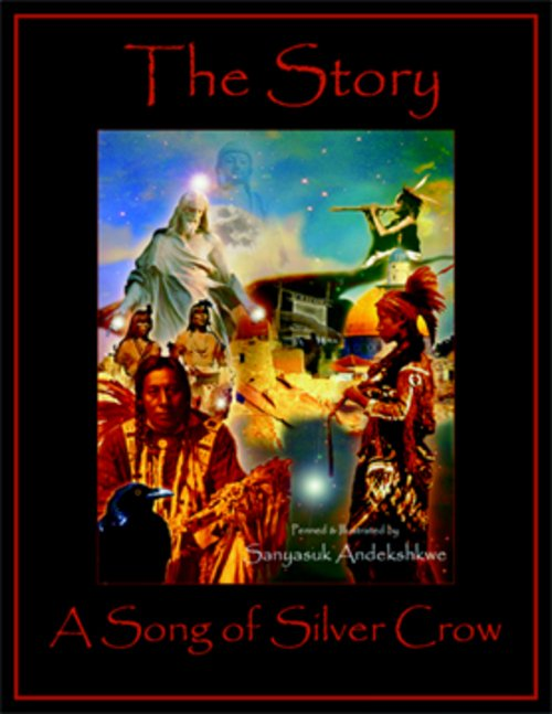 Pay for The Story: A Song of Silver Crow