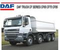 Thumbnail DAF TRUCK CF SERIES CF65 CF75 CF85 REPAIR SERVICE MANUAL
