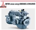 Thumbnail DEUTZ BFM 1012 1013 DIESEL ENGINE WORKSHOP SERVICE REPAIR MA