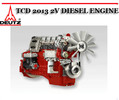 Thumbnail DEUTZ TCD 2013 2V DIESEL ENGINE WORKSHOP REPAIR SERVICE + PA