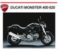 Thumbnail DUCATI MONSTER 400 620 BIKE REPAIR SERVICE MANUAL