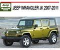 Thumbnail JEEP WRANGLER JK 2007-2011 WORKSHOP REPAIR MANUAL