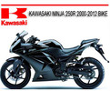 Thumbnail KAWASAKI NINJA 250R 2000-2012 BIKE REPAIR SERVICE MANUAL